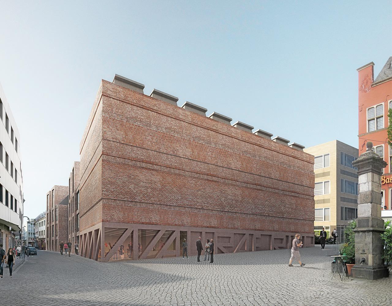 kap forum christ gantenbein architekten das museum. Black Bedroom Furniture Sets. Home Design Ideas