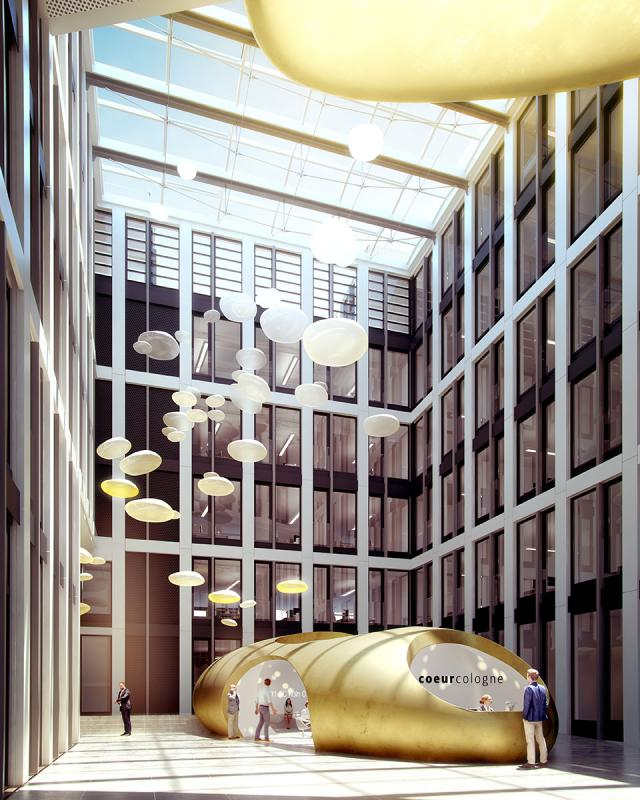 kap forum b ros lepel lepel architektur. Black Bedroom Furniture Sets. Home Design Ideas