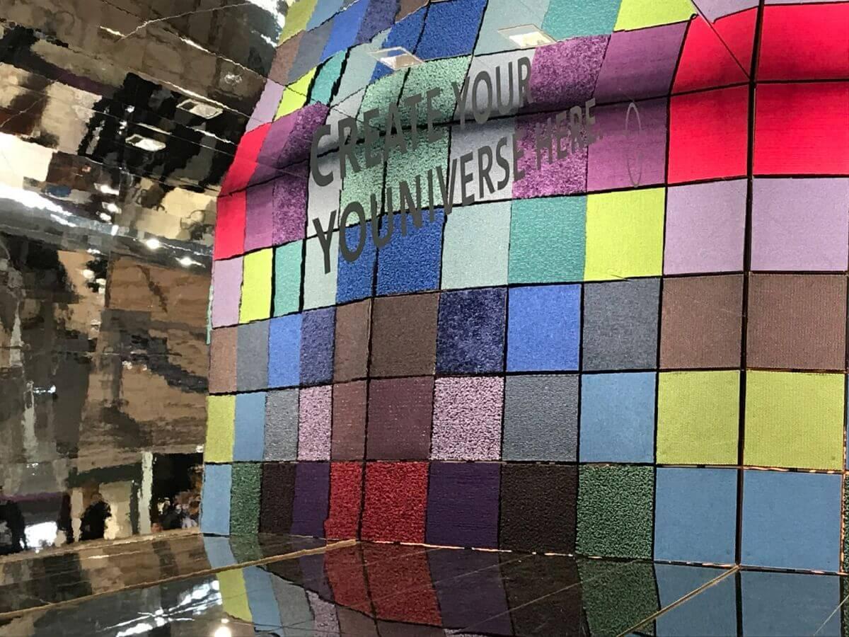 Carpet Concept Auf Der Diesjährigen Domotex